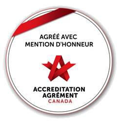 Logo Agrément Canada